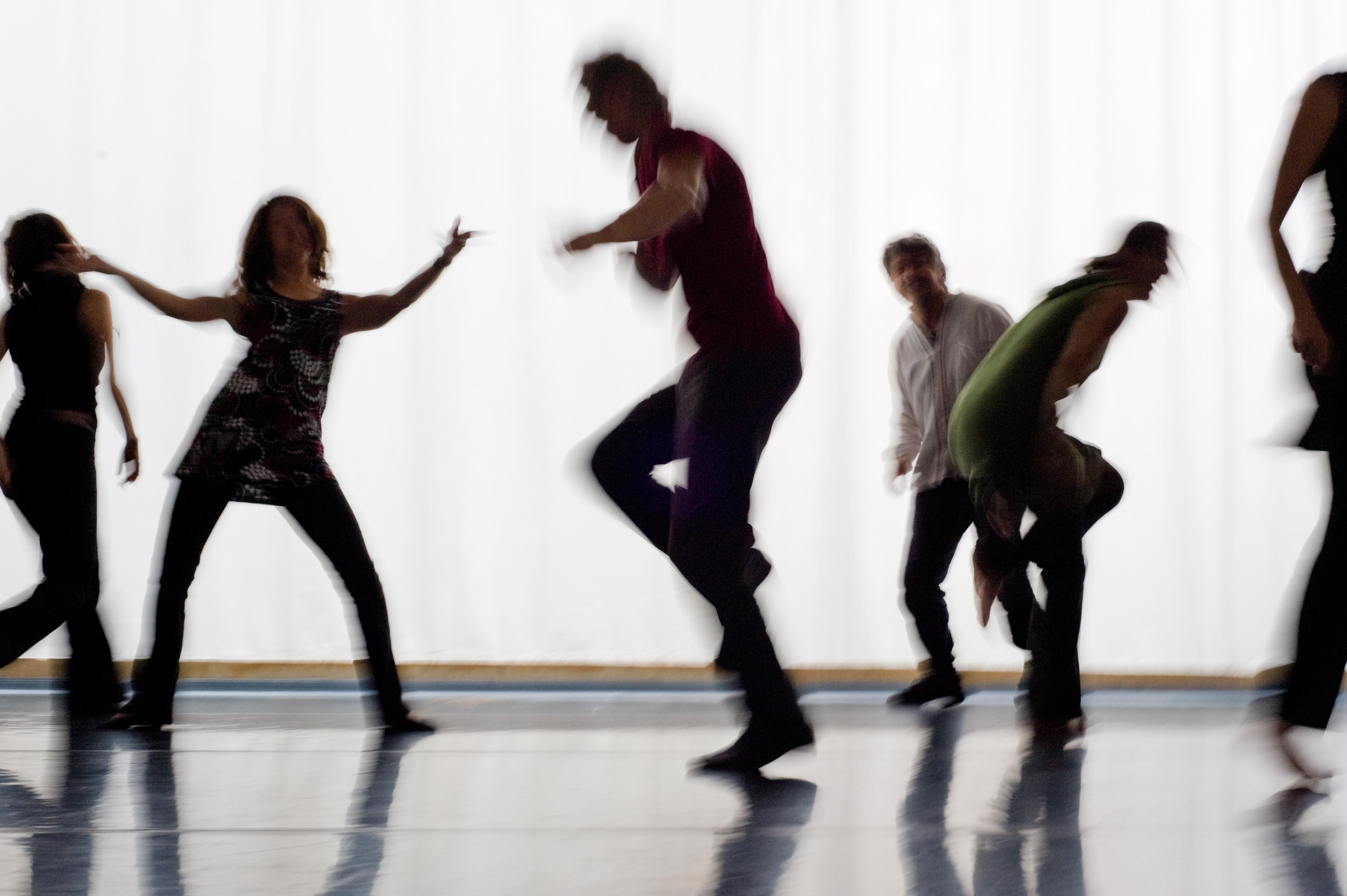 Tanzen Salzburg 5 Rhythmen DANCEworks